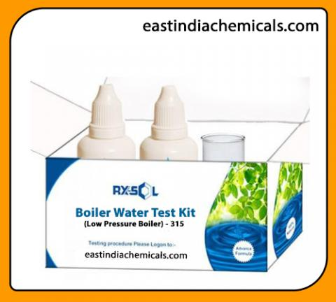 Boiler Water Test Kit (Low Pressure Boiler) - 315 | East India Chemicals