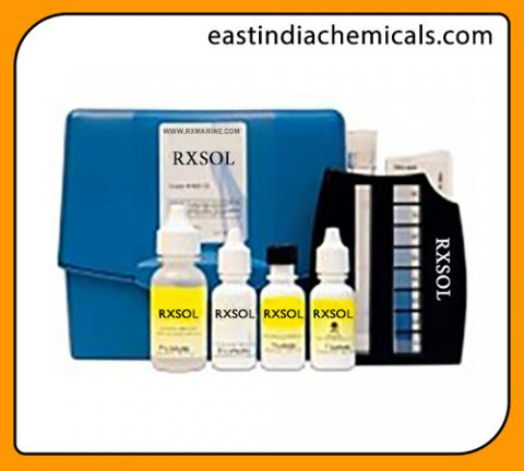 Silica Test Kit | East India Chemicals International